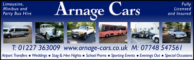 Arnage Cars